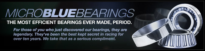 About MicroBlue Bearings